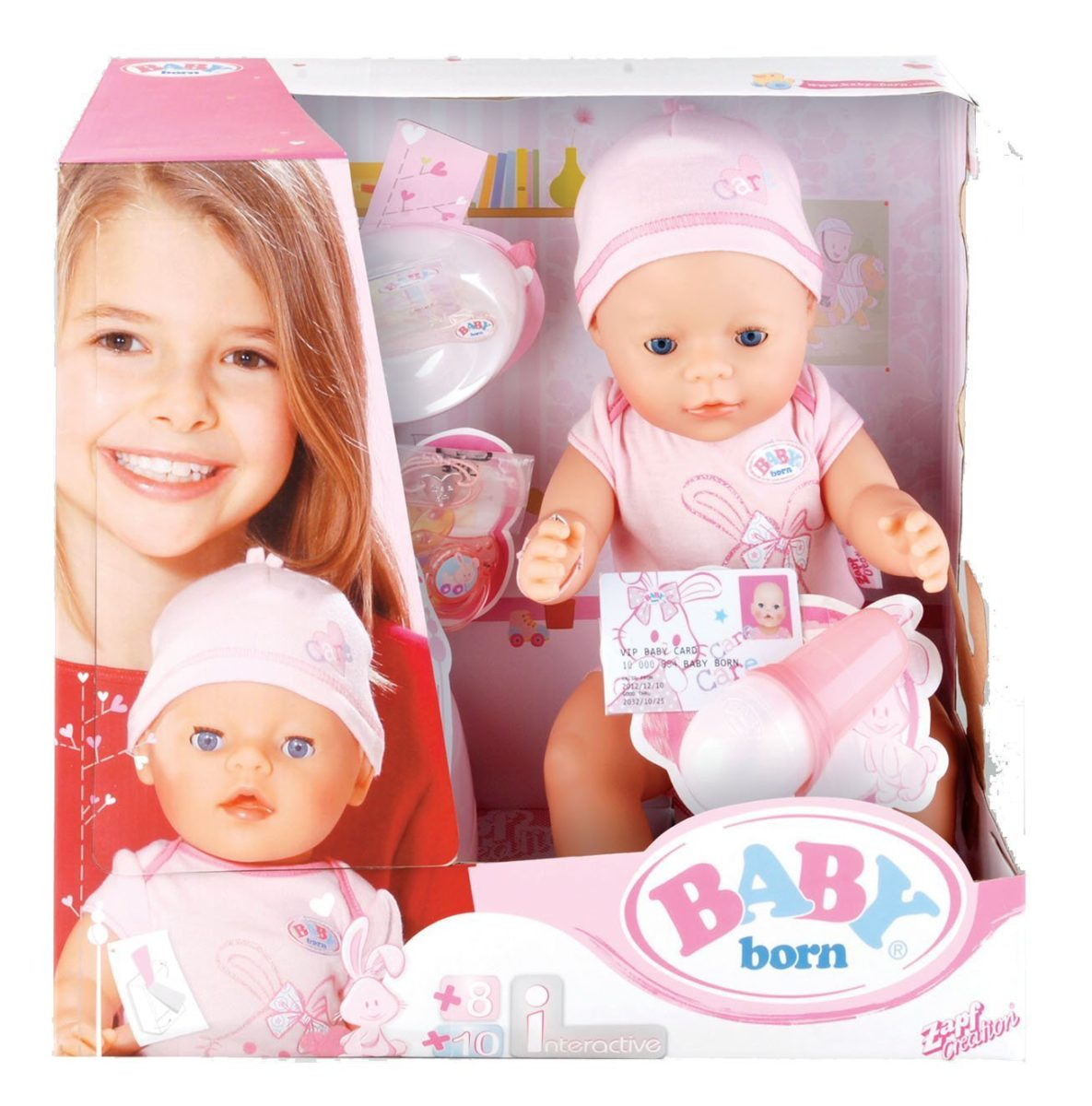 review baby born interactive girl what mummy thinks