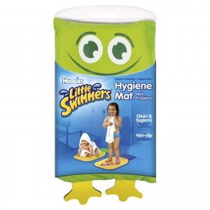 Huggies hygiene mat
